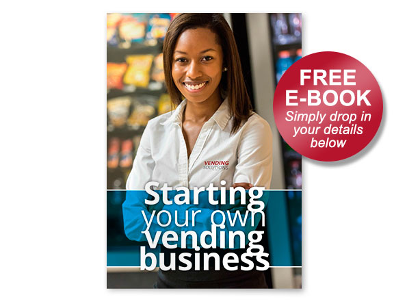 own your own vending machine business
