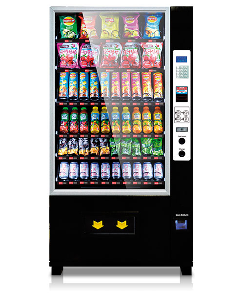 10G Combination Vending Machine